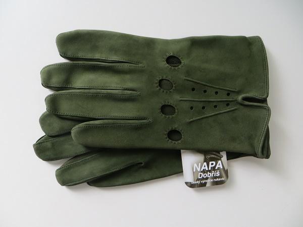 Rukavice NAPA 6-1313 zelená  c6a96530ba