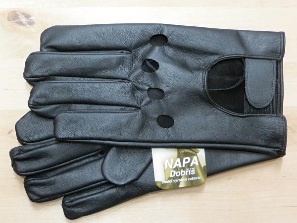 434cf42086f Rukavice NAPA 5-1009 černá