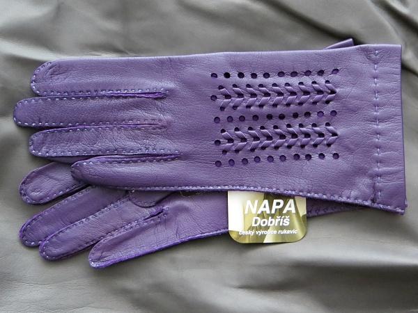Rukavice NAPA 2-3311 fialová  98d975c802