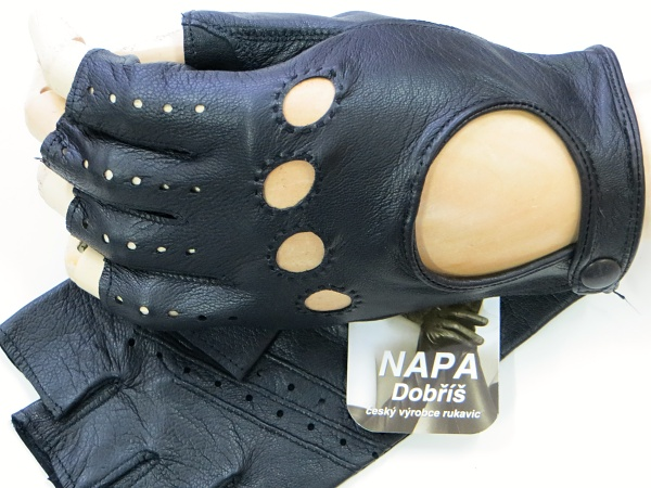 fa9703b0c27 Rukavice NAPA 2-3428 BP černá