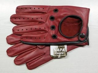 Rukavice NAPA 2-1448 bordo  černá 91298fab81
