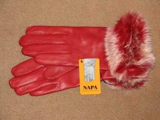 8a965aa7866 Rukavice NAPA 2-4336 červená empty