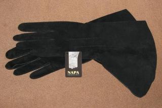 Rukavice NAPA 3V-1438 černá velur empty 0aee1a1eb6