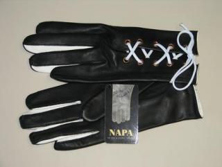 Rukavice NAPA 3430 černá bílá empty f4c38d8b12