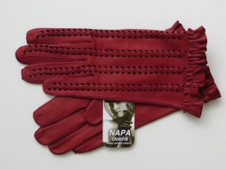 Rukavice NAPA 2-3155A  bordo