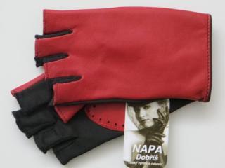 442325696a6 Rukavice NAPA 2-3034 BP červeno černá empty